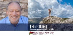 "ALANYC Webinar:  4THBIN's Jeffrey Zink presents ""Building Resilience – Your Best Weapon Against Stress"""